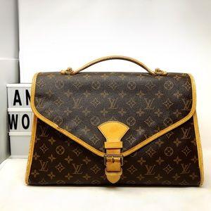 Louis Vuitton Beverly GM monogram briefcase bag